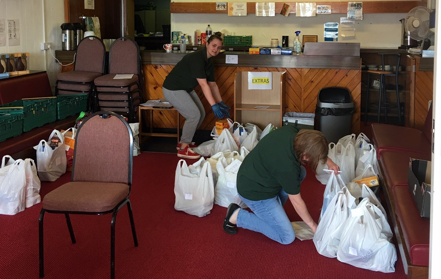 Gloucester Foodbank - Supporting the community through COVID-19